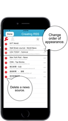 iOS Swift iPhone AllNews RSS feeds
