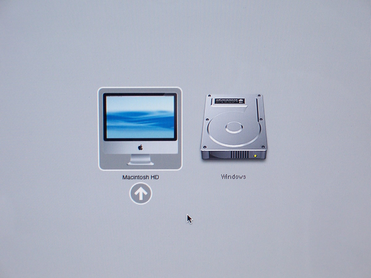 iMac Core 2 Duo installing Boot Camp Windows XP SP3 tutorial