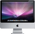 Mac OS X Core 2 Duo 2.8 GHz 24 inch icon