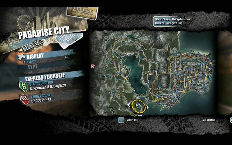 BurnOut Paradise: The Ultimate Box Mac Boot Camp