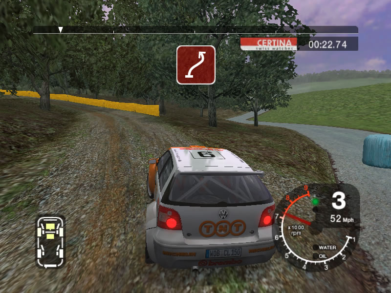 Opinions about Colin McRae Rally Mac
