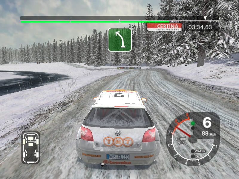 Ended Colin McRae Rally (PC/Mac)