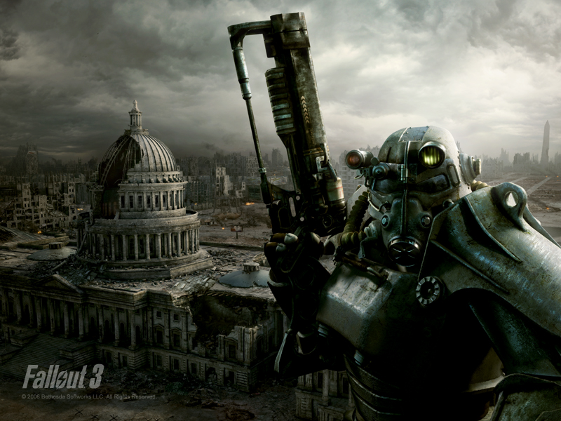Fallout 3 Mac Boot Camp
