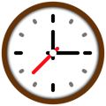 Mac application aClock Desktop 2