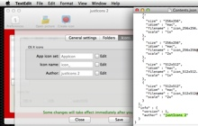 Mac software justIcons 2