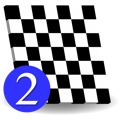 Mac OS X software MakeCheckerboard 2