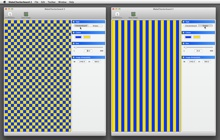 Mac software MakeCheckerboard 2