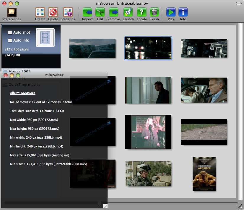 Mac freeware mBrowser