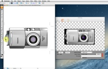 Mac OS X software SVG2Img
