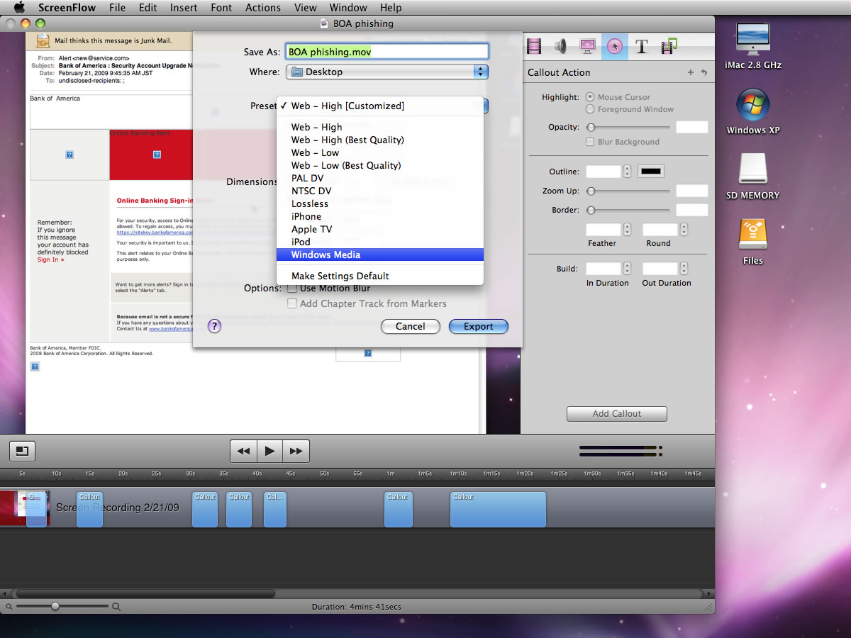 Telestream ScreenFlow 1.5.1