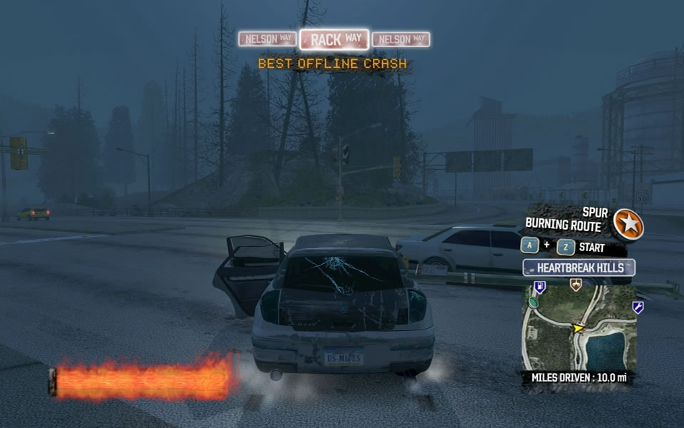 Burnout Paradise: The Ultimate Box – Game Review | MacHouse Blog – A