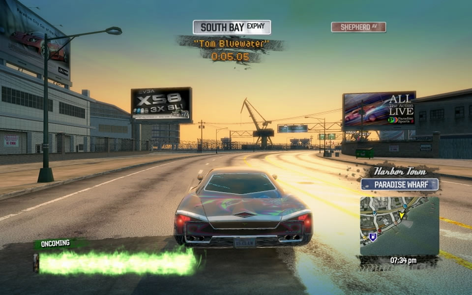 Burnout Paradise: The Ultimate Box – Game Review | MacHouse
